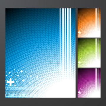 抽象矢量背景集合 , 矢量, 設計, 摘要 背景圖片