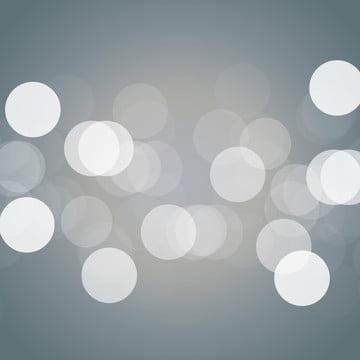 ánh sáng bokeh trong nền màu xám dốc , Abstract, Nền, Nền Ảnh nền