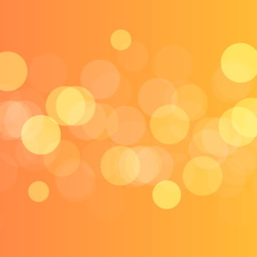 bokeh light in yellow orange gradient background , Abstract, Pano De Fundo, Fundo Imagem de fundo