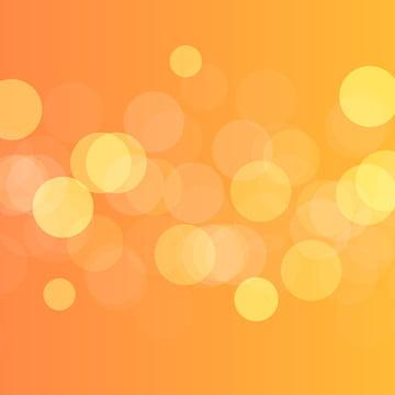 ánh sáng bokeh trong nền màu cam màu vàng dốc , Abstract, Nền, Nền Ảnh nền