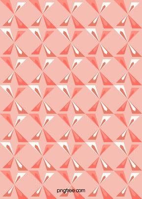 산호색 무늬 창의적 배경 , 귀엽다, 도안, 추상 배경 이미지