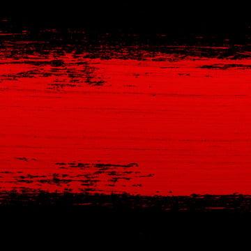 trazos de pincel seco rojo sobre fondo negro , Resumen, Antecedentes, Banner Imagen de fondo