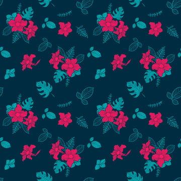 पुष्प पैटर्न फूल निर्बाध पैटर्न , सार, कला, कलाकृति पृष्ठभूमि छवि