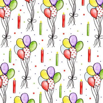 जन्मदिन मुबारक पैटर्न पृष्ठभूमि , प्यार, पशु, शादी की सालगिरह पृष्ठभूमि छवि
