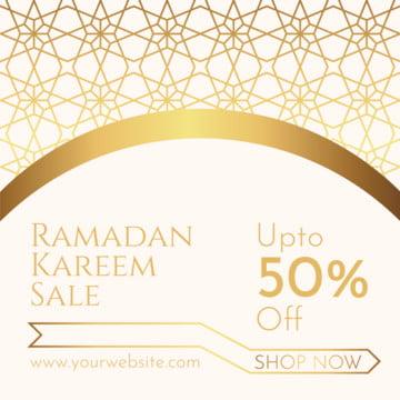 लक्जरी रमजान बिक्री बैनर टेम्पलेट , विज्ञापन, विज्ञापन, कला पृष्ठभूमि छवि