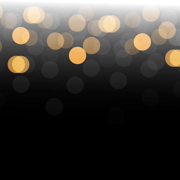 orange bokeh light in black background , Backdrop, Background, Beautiful Background image