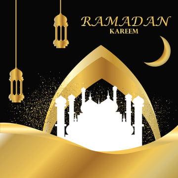 रमजान करीम और इस्लामी पृष्ठभूमि डिजाइन के साथ एक सरल आधुनिक अवधारणा और धार्मिक अवधारणा , सार, अरेबियन, अरबी पृष्ठभूमि छवि