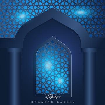 ramadan kareem islamic window background , Abstract, Adha, Al - Immagine di sfondo