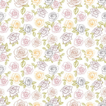 rose seamless pattern flower seamless pattern vector floral seamless pattern flower background rose texture  suitable for printing textile , Abstract, Art, Artwork Background image