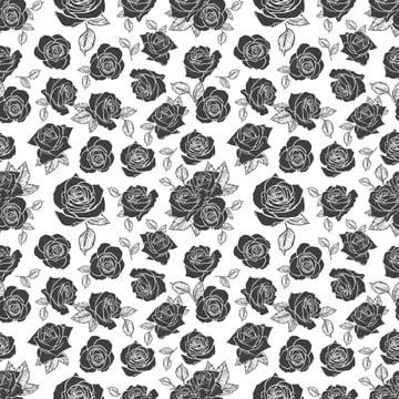 flower background padrão sem costura da flor padrão sem descontinuidades textura de rosa adequada para impressão de têxteis padrão floral vetor , Abstract, Arte, Obras De Arte Imagem de fundo