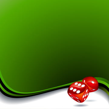 vector background with two red dices for a casino theme , Casino, Gamble, Illustration Background image