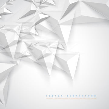 abstrak vektor banner atau flyer template dengan latar belakang putih , 3d, Abstrak, Bentuk Abstrak imej latar belakang