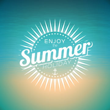 vector illustration on a summer holiday theme , Travel, Sand, Vector Background image