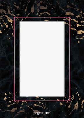 गुलाब गोल्ड संगमरमर सीमा पृष्ठभूमि , संगमरमर, गुलाब सोने, गुलाब नोम पेन्ह बॉक्स पृष्ठभूमि छवि