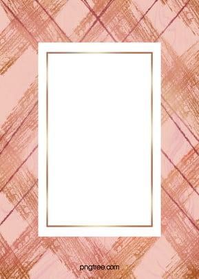 गुलाब गोल्ड संगमरमर सीमा पृष्ठभूमि , संगमरमर, गुलाब सोने, सफेद पृष्ठभूमि छवि