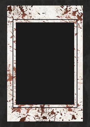 로즈 골드 대리석 테두리 검은 배경 , 기하학적, 대리석, 로즈 골드 배경 이미지