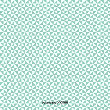 簡潔で清新な色彩の緑色の幾何学三角テクスチャの壁紙 , 三角, 幾何学, 清新である 背景画像