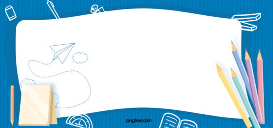 blue school background, Asistir A La Escuela, Libro, Aprender Imagen de fondo