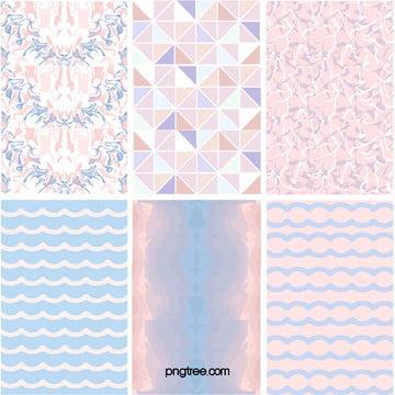 手描きピンクの木目模様が淡雅なカード背景になっています , 幾何学, 手絵スタイル, 明るい 背景画像