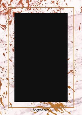 गुलाब गोल्ड संगमरमर सीमा पृष्ठभूमि , संगमरमर, गुलाब सोने, गुलाब सोने पृष्ठभूमि छवि
