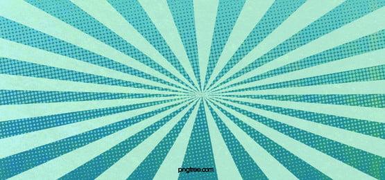 background of retro pattern with blue radiation stripes, Halftone, Vintage, Radial Background image
