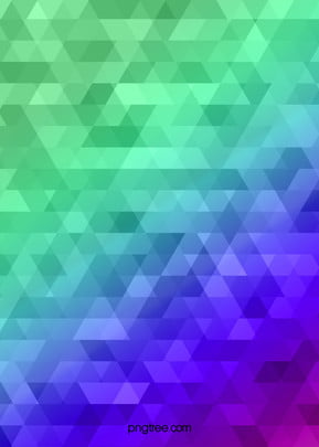 blue green gradient triangle geometric pixel background , Triangle, Triangle, Pixel Background image