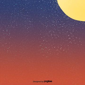 नीले रात आकाश दृश्य , कार्टून, दृश्य, रात पृष्ठभूमि छवि
