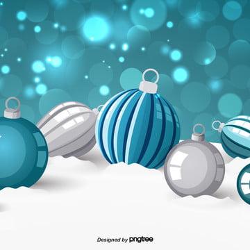 कार्टून नीले रंग हाथ से पेंट क्रिसमस क्रिसमस गेंदों पृष्ठभूमि , क्रिसमस गेंद, क्रिसमस, ग्रे पृष्ठभूमि छवि