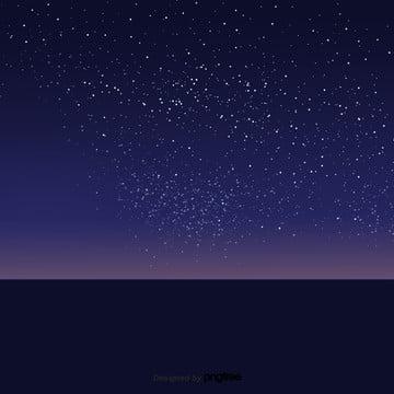 màu xanh của trời đêm hoạt hình , Nguyên Tố, Đêm, Bầu Trời đêm Ảnh nền