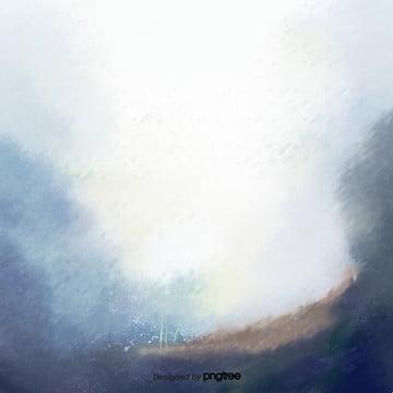 कार्टून काल्पनिक वन पहाड़ी दृश्य , कार्टून, दृश्य, पहाड़ पृष्ठभूमि छवि