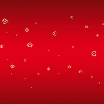 赤いグラデーションの背景雪模様 , 元素, 冬, アニメ 背景画像