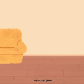 cảnh trong phim hoạt hình đơn giản , Nguyên Tố, Hoạt Hình, Sàn Nhà Ảnh nền