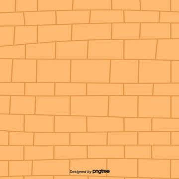 कार्टून के लिए एक पीले ईंट की दीवार , तत्वों, कार्टून, दृश्य पृष्ठभूमि छवि