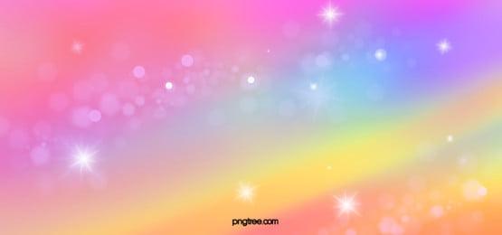 colorful fantasy flash nền cầu vồng, Colorful, Cầu Vồng, Mơ Mộng Ảnh nền