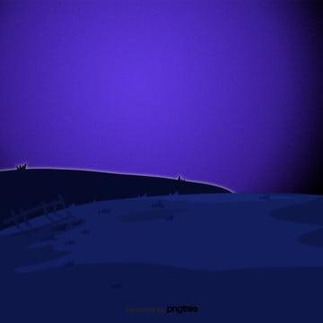 हेलोवीन रात के दृश्य , हेलोवीन, कार्टून, दृश्य पृष्ठभूमि छवि
