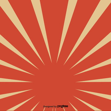 light of cartoon red radiation element , Element, Light, Sunlight Background image