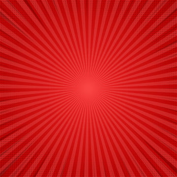 red abstract comic cartoon sunlight background , Book, Halftone, Pop Background image