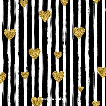 白黒のストライプの愛の背景を簡潔に約束します , 愛情, 簡素な約束, 祝日の背景 背景画像
