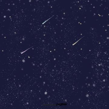 푸른 밤하늘 배경 , 정경, 밤, 밤 배경 이미지