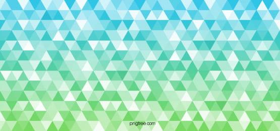 नीले  हरे ज्यामितीय त्रिकोण पृष्ठभूमि, त्रिकोण, पिक्सेल, ज्यामिति पृष्ठभूमि छवि