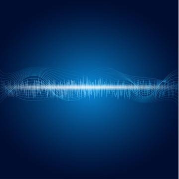ボイス音楽技術とラインサウンドウェーブ抽象的な背景 , 抄録, オーディオ, 背景 背景画像