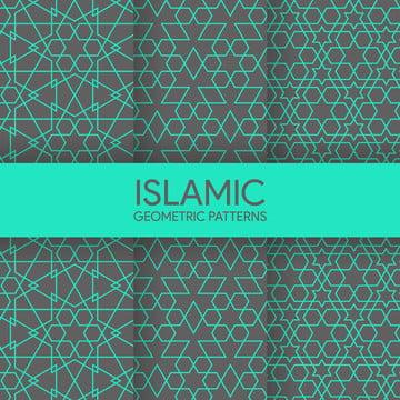 इस्लामी ज्यामितीय पृष्ठभूमि पैटर्न , अरबी, कला, एज़्टेक पृष्ठभूमि छवि