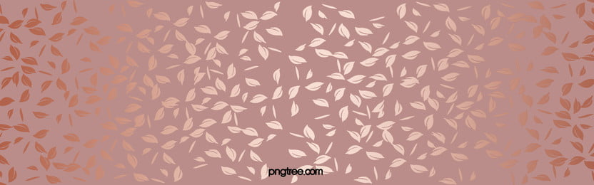background of rose gold flower patterns, Pattern, Plant, Plant Patterns Background Background image