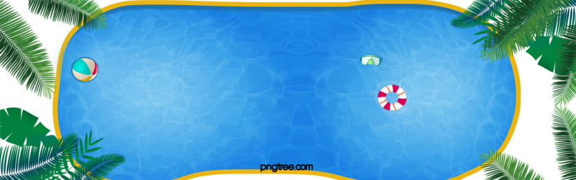 background of water waves in swimming pools, Summer, Summertime, Wave Background image