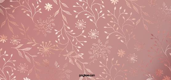 प्रकाश गुलाब गोल्ड सजावट पुष्प संयंत्र पृष्ठभूमि, सुरुचिपूर्ण, पत्ते, वाणिज्यिक पृष्ठभूमि छवि