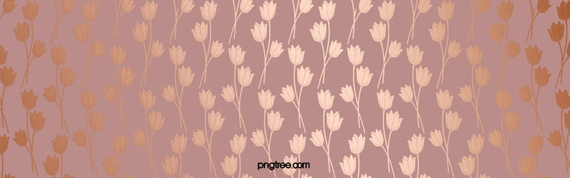 फैशन गुलाब गोल्ड सजावटी पुष्प पृष्ठभूमि, फैशन, गुलाब सोने, गुलाब सोने की पृष्ठभूमि पृष्ठभूमि छवि
