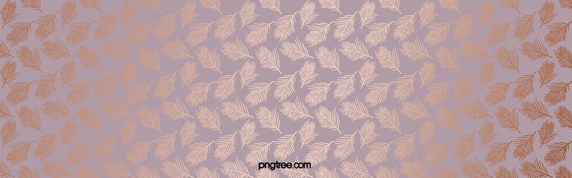 おしゃれなローズゴールドは植物の背景を飾ります 華美 葉の葉 ファッション 背景画像