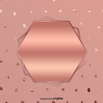 geometric polygonal rose gold background , Hexagone, Géométrie, Polygone Image d'arrière-plan