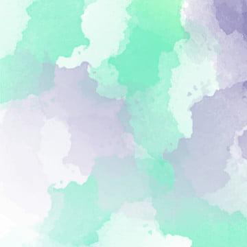 nền nước xanh trộn với màu tím , Abstract, Watercolour Trừu Tượng, Nghệ Thuật Ảnh nền