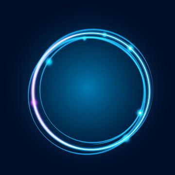linhas tecnológicas luminosas de neon 80 Abstract Seta Imagem Do Plano De Fundo